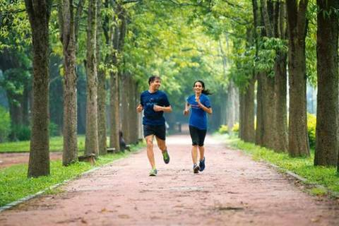 Prestige Marigold Jogging Track